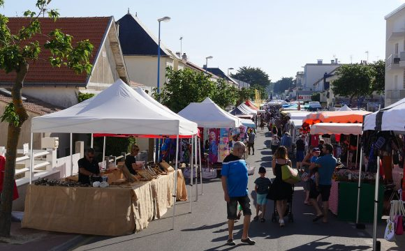 markt-saint-jean-de-monts-vendee