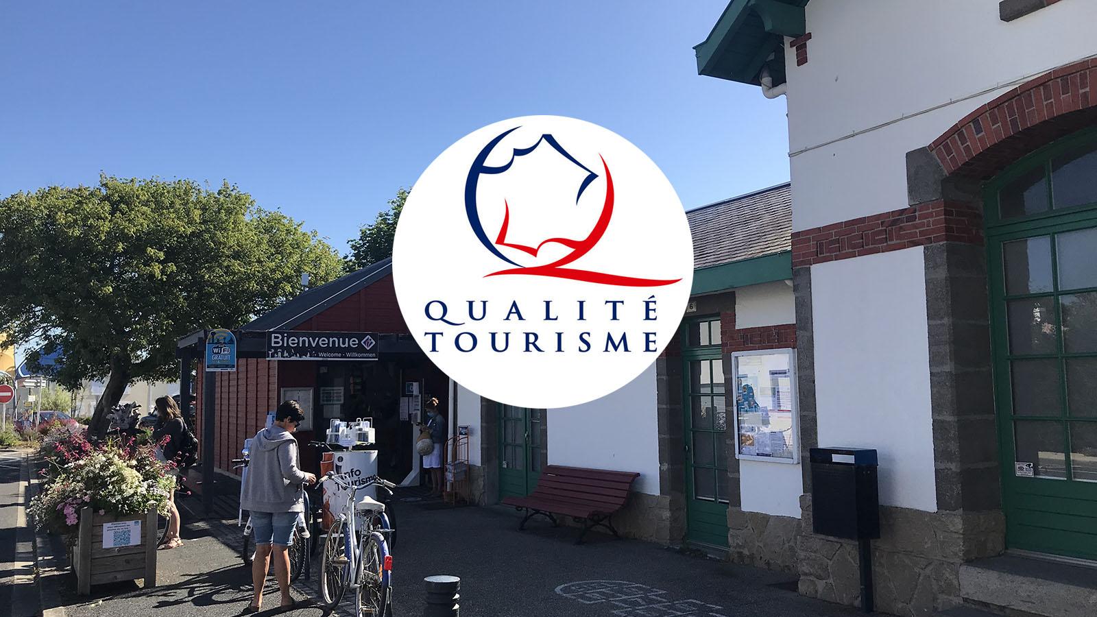 QUALITÉ TOURISME GÜTESIEGEL